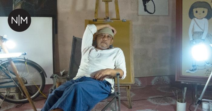 จนกว่าวันพรุ่งนี้ที่นิ่งสนิท-ชีวิตที่อุทิศให้ศิลปะของมะเดี่ยวศรีหลานยายปริก